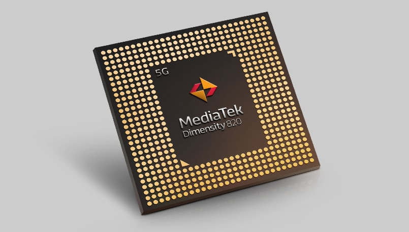 MediaTek Dimensity 820 chipset launched, will bring 5G to mid-range smartphones