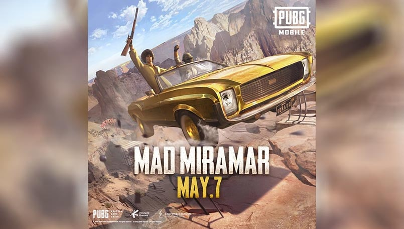 PUBG Mobile: Mad Miramar changes teased in tour video