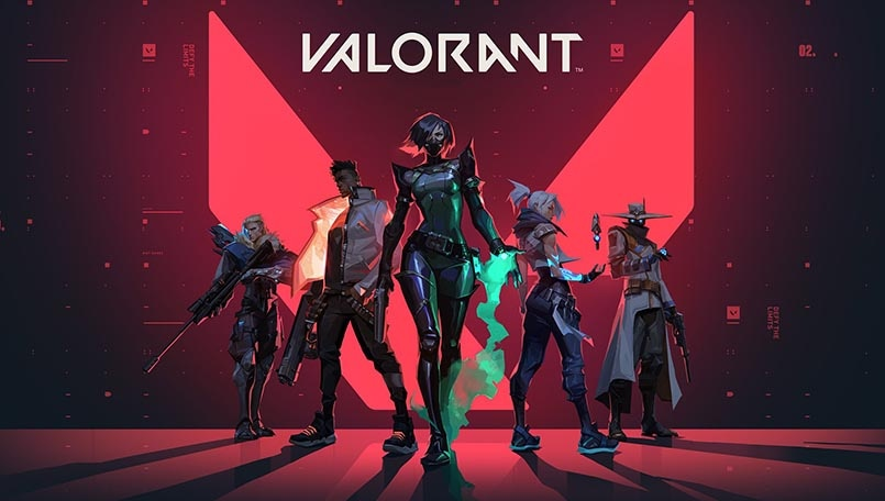 Valorant is being launched by Riot Games on June 2, coming to India