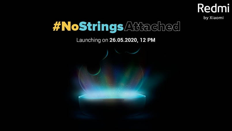 Xiaomi India teases Redmi TWS earbuds along with a power bank, and other IoT devices