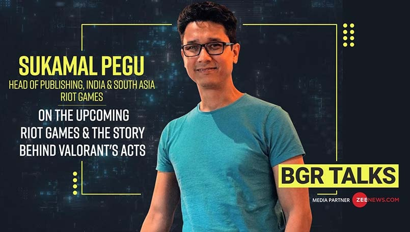 BGR Talks: Riot Games Head of Publishing, India and South Asia, Sukamal Pegu speaks about Riot Games' plans for India