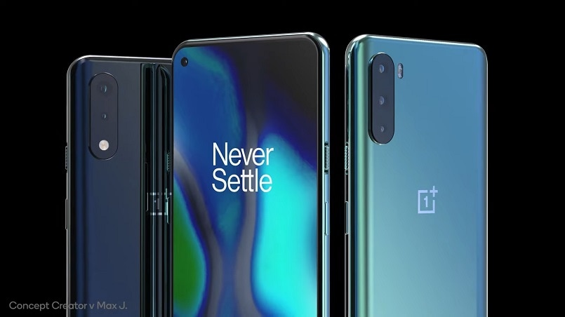 OnePlus Nord Lite concept teased, could come with triple cameras, single punch-hole display