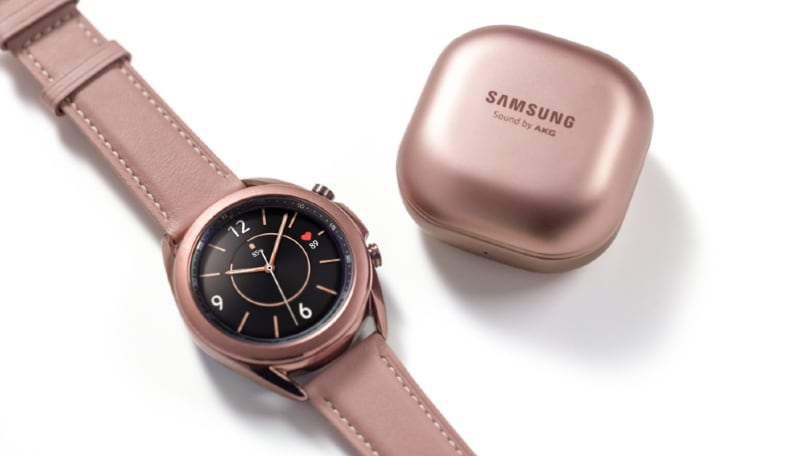 Samsung Galaxy Watch 3, Galaxy Buds Live launched; check price, features and specifications