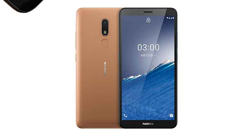Nokia C3 launched with 5.99-inch display, Android 10: Check price and other details