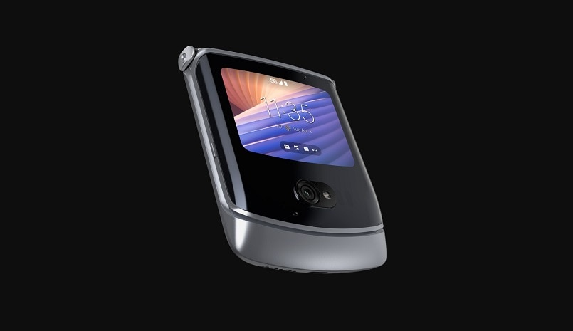 Motorola Razr 5G announced with 6.2-inch folding display and 5G, coming to India soon