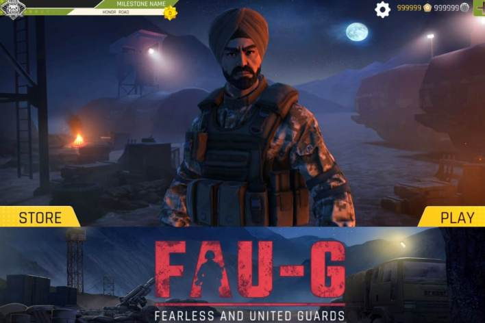 fau-g launched
