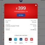 Reliance Jio Rs 399 postpaid plan