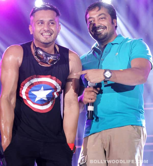 Anurag Kashyap joins hands with singer Yo Yo Honey Singh for his album Satan!