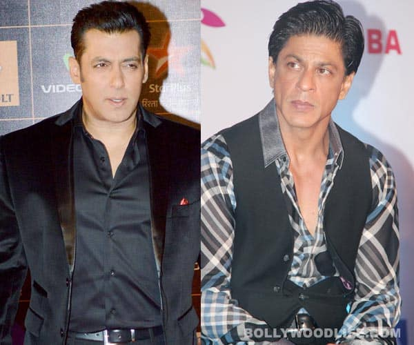 Shahrukh Khan will not host Bigg Boss 7, Salman Khan will!
