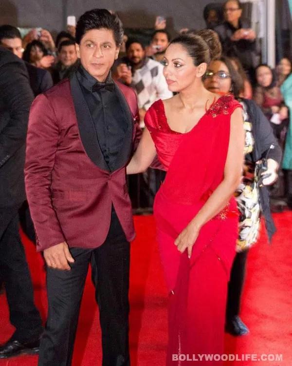 Do Shahrukh Khan and Gauri have 'good news' forus?