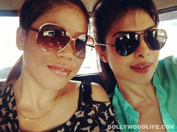 What is Priyanka Chopra doing inManipur?