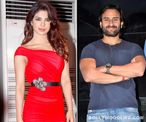 Priyanka Chopra and Saif Ali Khan to pair up for Kabir Khan'snext