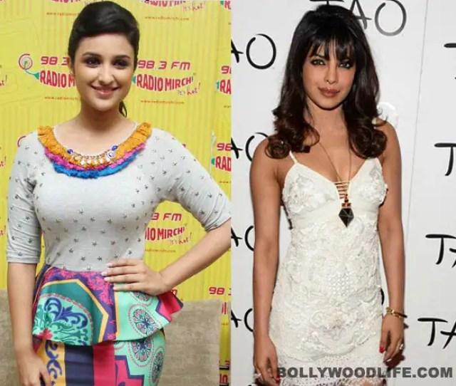 Is It A War Between Parineeti Chopra And Priyanka Chopra