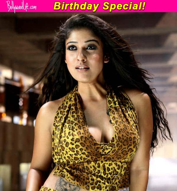 Birthday Special 5 Hottest Songs Of Nayanthara That Prove She Is The Queen Of Glamour