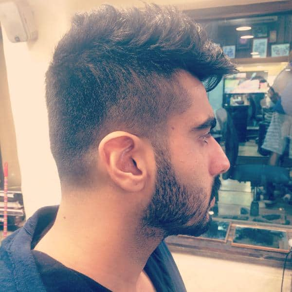 Arjun Kapoors Mohawk Inspired Hairstyle Is Not For A