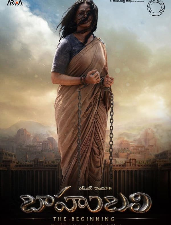 Image result for anushka bahubali 1