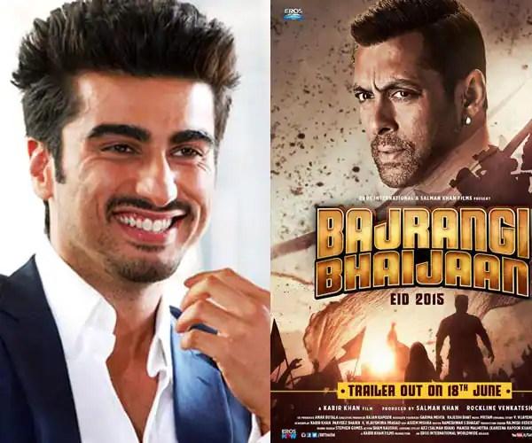 Arjun Kapoor to catch Bajrangi Bhaijaan