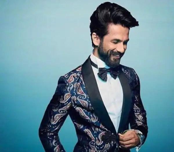 Shahid Kapoor GQ 2017 photoshoot 1