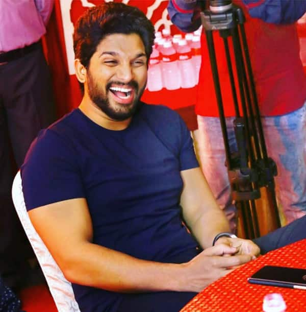 15 Candid Pictures Of Allu Arjun Aka Bunny That Will Make