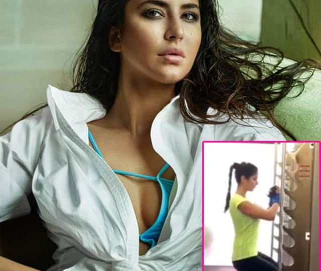 What Does It Take To Get A Sexy Bod Like Katrina Kaif This Video Is
