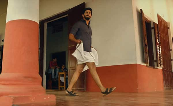 Image result for dulquer lungi