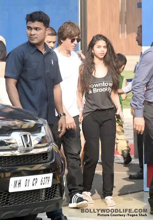 Shahrukh-&-Suhana-Khan-(5)