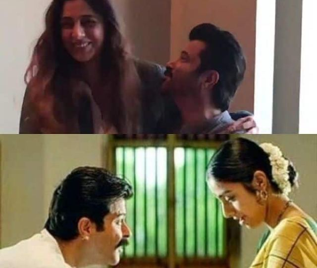 Tabu And Anil Kapoor Had A Mini Virasat Reunion And We Are Crushing Over Their Chemistry