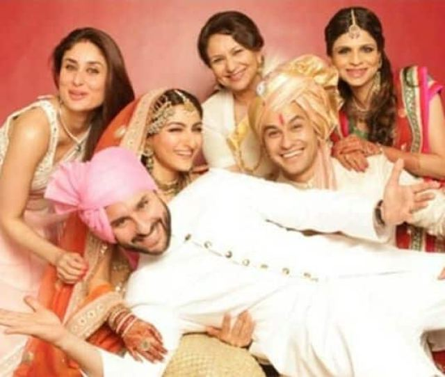 This Unseen Picture Of Kareena Kapoor Khan And Saif Ali Khan From Soha Ali Khans Wedding Is Gold