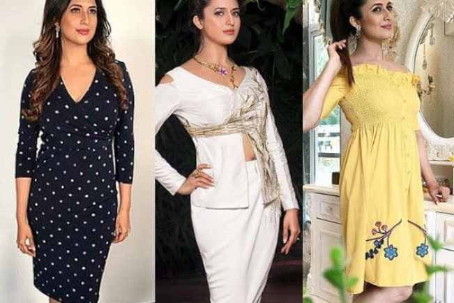 Divyanka Tripathi Dahiya has nailed the casual chic look with her ...