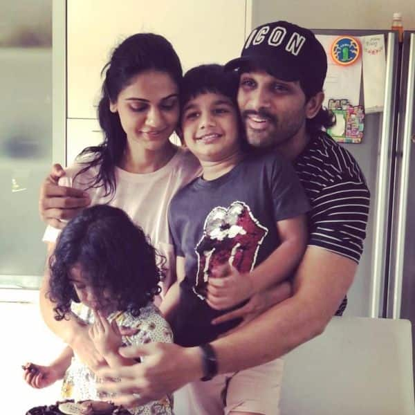 Allu Arjun opens up on the changes in him after embracing fatherhood; says, 'I curse a lot less now'