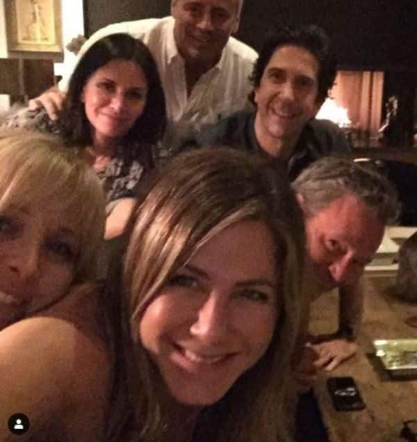 Whoa! Jennifer Aniston makes a smashing debut on Instagram AND it has the Friends connect | Bollywood Life