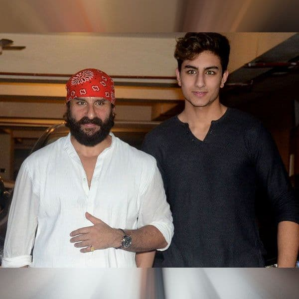 'Like Hrithik Roshan, Ibrahim Ali Khan should just explode on screen,' says father Saif Ali Khan