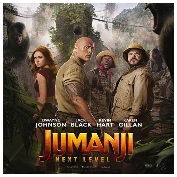 Jumanji: The Next Level box office collection day 2: Dwayne Johnson