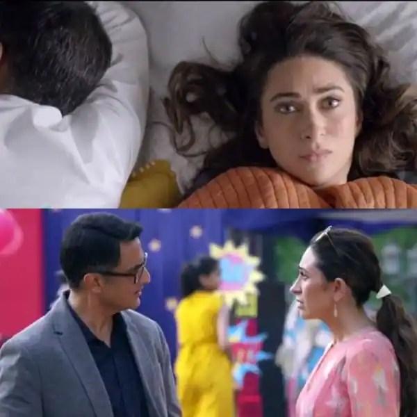Mentalhood trailer: Karisma Kapoor effortlessly showcases various ...