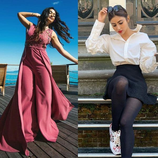 Mouni Roy, Tridha Choudhury, Kanika Mann amp up the style quotient, and how 1