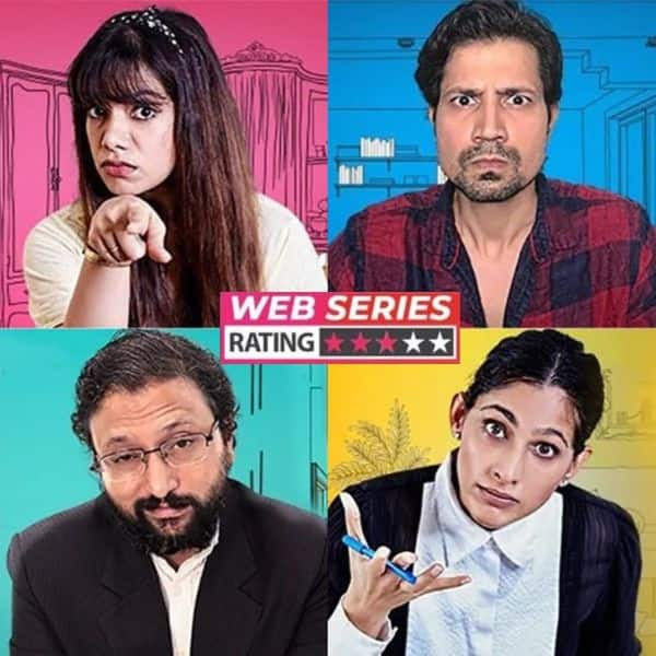 Sumeet Vyas, Nidhi Singh and Kubbra Sait's chemistry makes this a fun detox on divorce