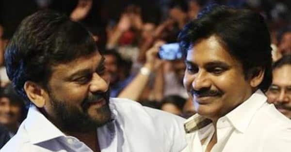Megastar Chiranjeevi reviews brother Pawan Kalyan's Vakeel Saab and here's what he has to say