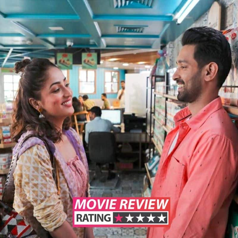 Vikrant Massey and Yami Gautam's rom-com neither appeals to your romantic side nor tickles your funny bone