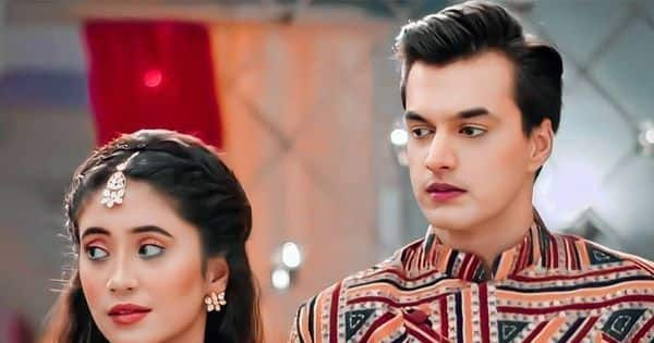 Mohsin Khan and Shivangi Joshi nail it yet again with their performance – view pics