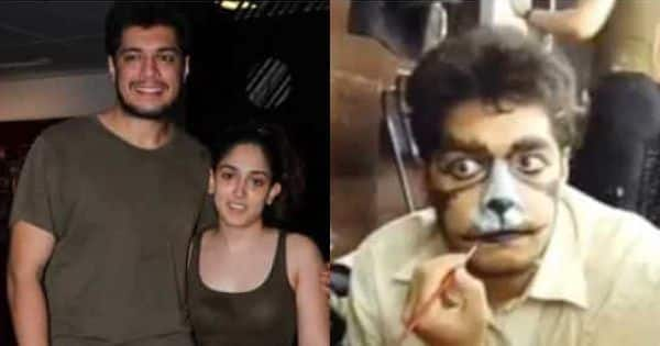 Bollywood News – Aamir Khaan's daughter, Ira, shares a BTS video from a play with brother Juaid along with a heartfelt note on Bhai Dooj