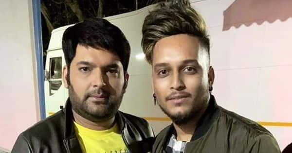 Kapil Sharma's fan singer Oye Kunaal gets the comedian's name inked for THIS special reason