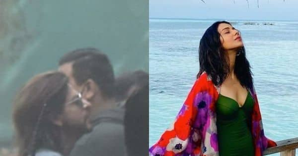 Pictures of Shah Rukh Khan at YRF and Rakul Preet Singh in a stunning monokini went viral this week