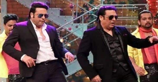 When Krushna Abhishek said he wants Govinda to 'abuse, beat' him and end the fight