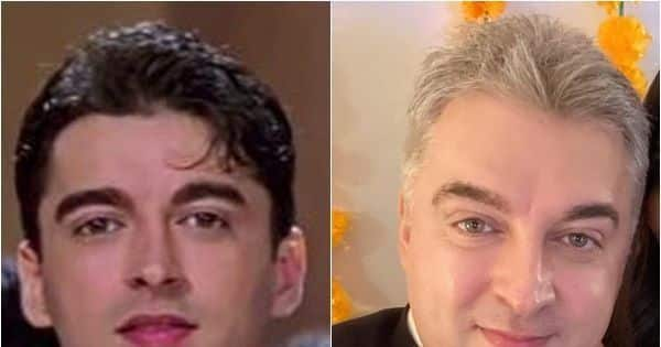 Remember Jugal Hansraj? The Mohabbatein actor has aged like a fine wine and his grey-hair look is winning the internet