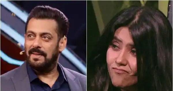 Salman Khan and Ekta Kapoor takes housemates to the task