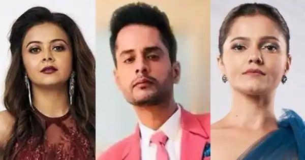 'Gussa mat dilana mujhe,' Devoleena Bhattacharjee SLAMS the makers for comparing Rubina Dilaik and Shardul Pandit's elimination with her and Rashami Desai's eviction