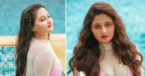 Rashami Desai turns up the heat in a bikini – view pics