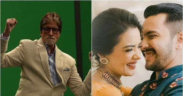 Amitabh Bachchan's special appearance in Aditya Narayan's wedding video will leave you in splits