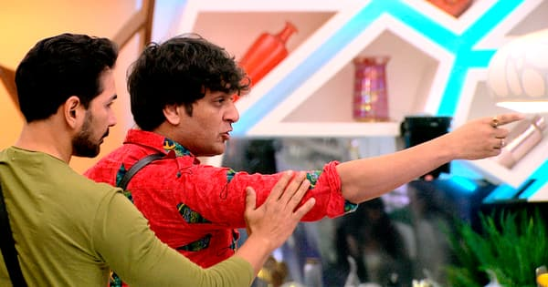 Fans slam Vikas Gupta for breaking the rules as the captain of the house