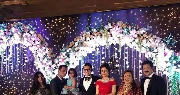 Udit Narayan takes us back in time as he croons the iconic Mehendi Laga Ke Rakhna — watch INSIDE videos